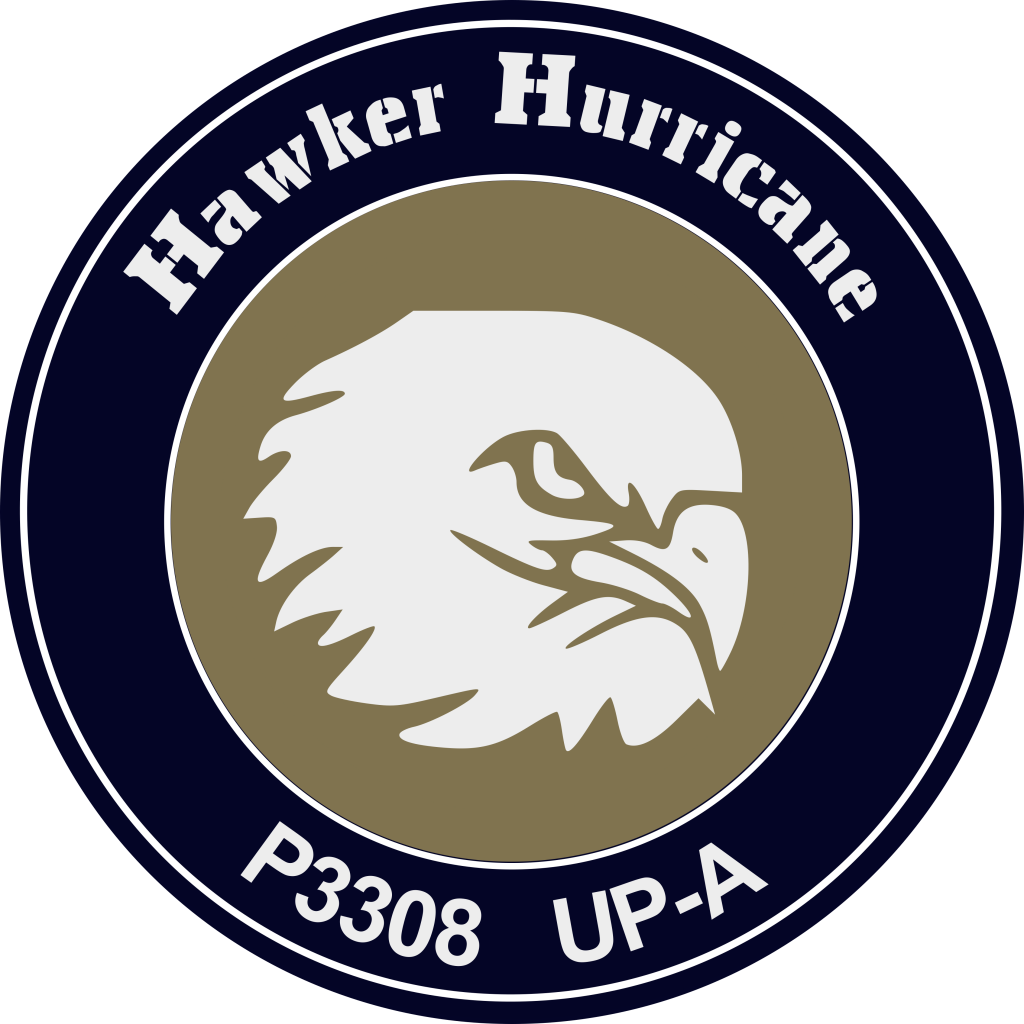 Hurricane P3308 UP-A Patch