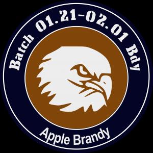 Batch 01.21 – 02.01 Bdy Henstone Distillery