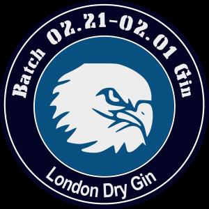 Batch 02.21 – 02.01 Gin Henstone Distillery