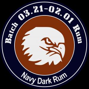 Batch 03.21 – 01.01 Rum Union Distillers