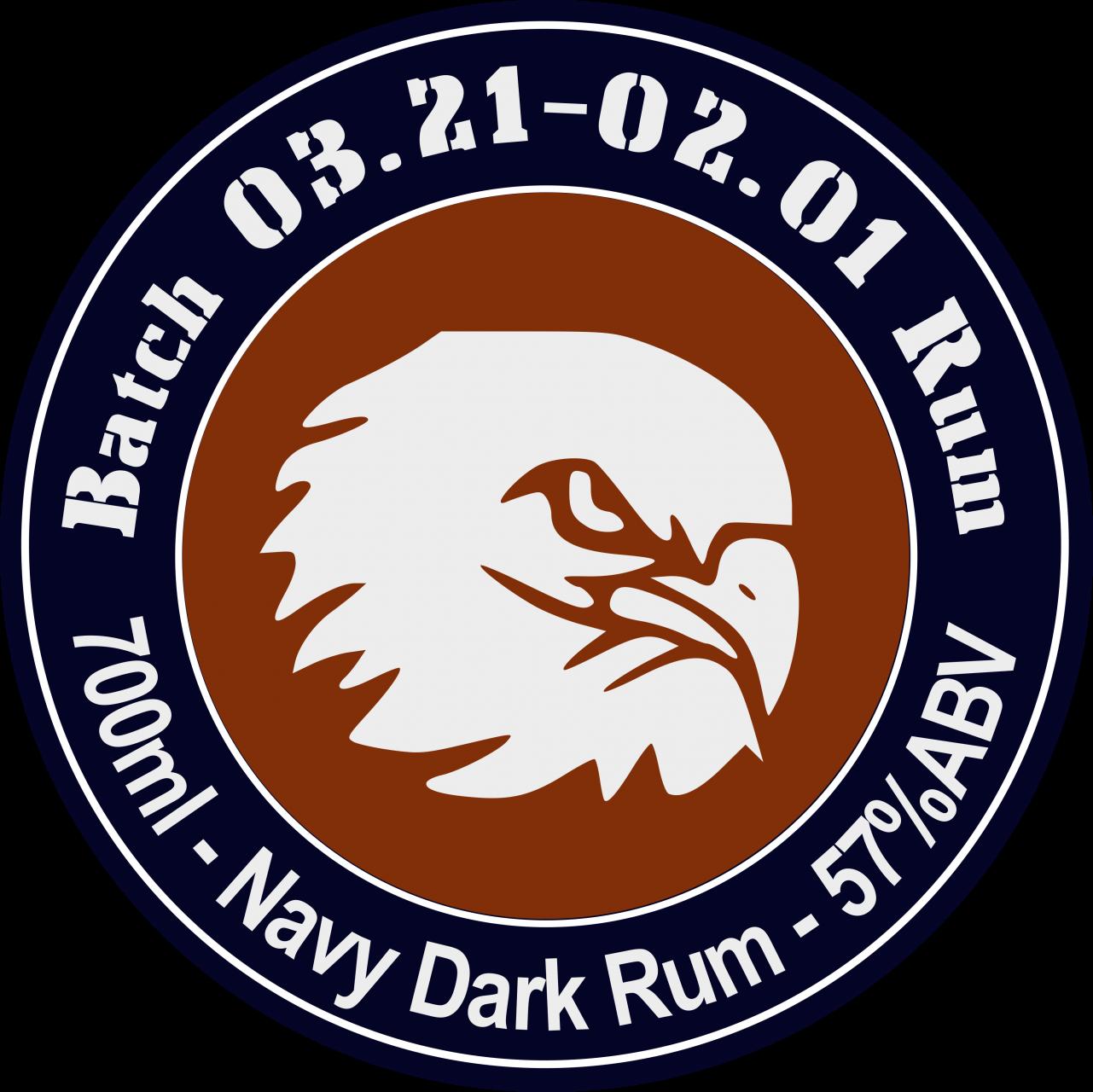 Batch 03.21 - 01.01 Rum