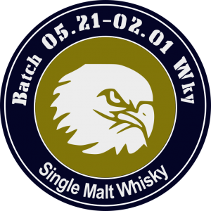 Batch 05.21 – 02.01 Wky Henstone Distillery