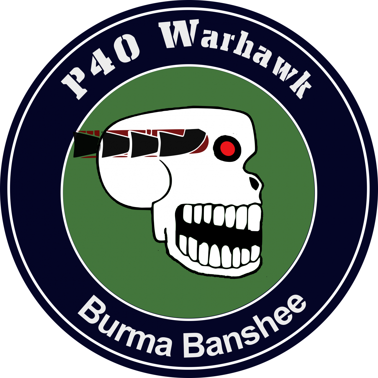 P40 Warhawk Banshee