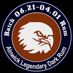 Batch 06.21 - 04.01 Rum Alnwick Rum Company